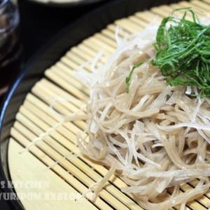 【ぎふベジ】大根編③ ~ 大根そば(蕎麦)&麺でクールダウン。
