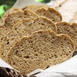 【ぎふベジ】大根編④ ~ 大根おろしでソフトライ麦パン。