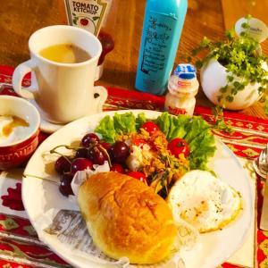 朝食とラジオ体操のコト