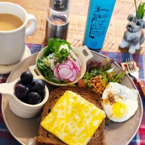 ライオンズゲート日の朝食