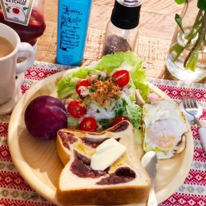 間違いなく美味しい朝ごパン♡