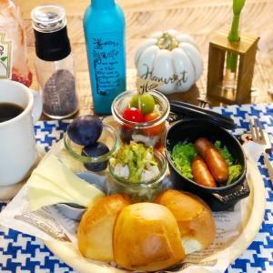 ランチ抜き予定な日の朝食