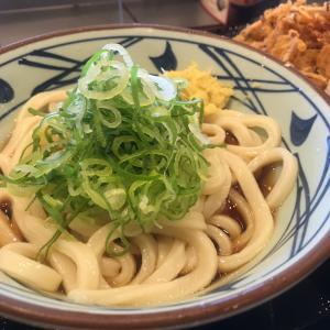 丸亀製麺 小樽店 / 少し遅い平日ランチのソしゃるイートイン