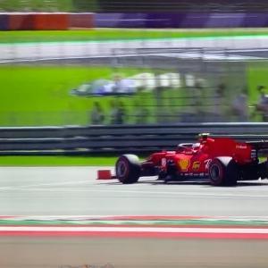 あらら?フェラーリ!