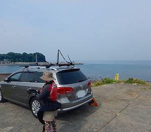 リハビリちょい漕ぎ#43三戸浜から城ヶ島