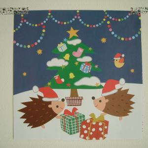ハリ~クリスマス!!