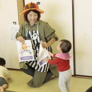【募集開始!】12月のママといっしょに英語で手遊び@練馬光が丘