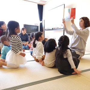 【絶賛開催中!】11月の英語で手遊びレッスン@光が丘始まりました~☆