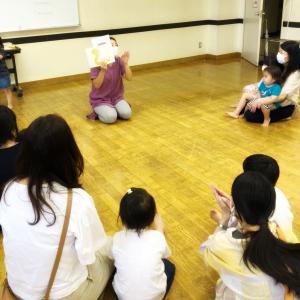 【祝!レッスン再開しました】まずは、英語で手遊び幼児クラスからスタートです☆
