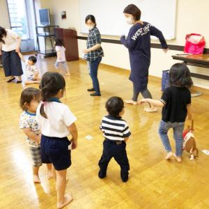 【開催レポ】antで行進!身体全体で英語を感じる幼稚園児クラス☆