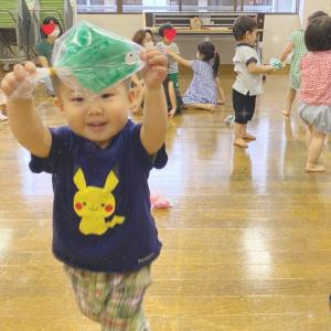 【開催レポ】海で楽しくポンポンfishを作ったよ~☆英語で手遊び継続クラス