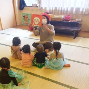 【開催レポ】ハロウィンレッスンをプリンセスたちと♡英語で手遊び@光が丘