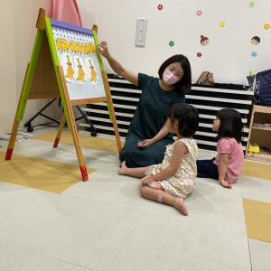 【開催レポ】幼児教室ポコカンタービレで英語レッスン@練馬