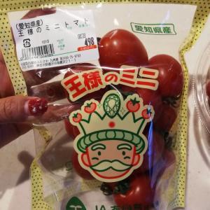 甘いトマトに出会えない(T_T)