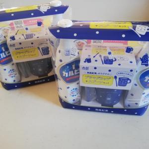 【お得すぎる♡カルピスオリジナル プラマグカップ+スプーンセット♪】