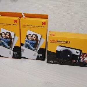 【コダック(Kodak)Mini Shot 2レトロ C210R】