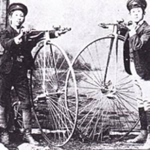 そうだ 自転車乗ろ♪