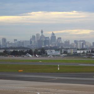 早朝のシドニー