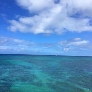【ハワイの今】8月1日より観光再開!とハワイの海!