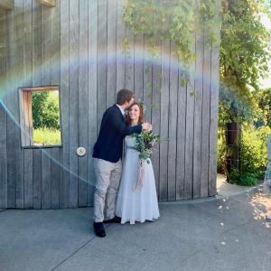 我が家の国際結婚式:写真アルバム WEDDING ALBUM #1