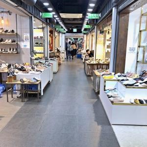 【Pickupレポ】東大門靴卸売市場C棟パトロール①~サンダル&小物編~