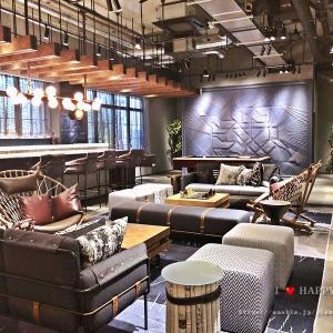 ライフスタイルホテル『THE LIVELY 麻布十番』のオシャレ過ぎるロビーラウンジと素敵なバー