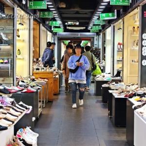 【Pickupレポ】東大門靴卸売市場C棟パトロール③~どこもかしこもGGDB風~