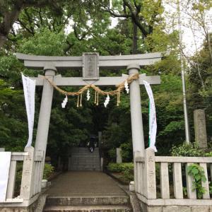 平成最後の神社参拝 1