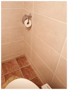トイレ・浴室の模様替え? ー 韓国でD.I.Y ー