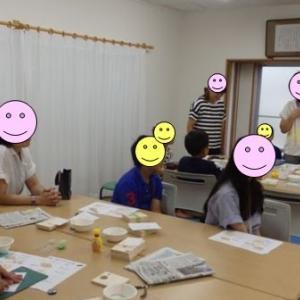 親子で電子工作in桂 2018年7月開催報告
