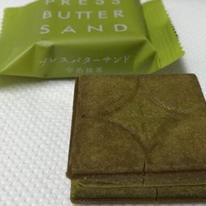 PRESS BUTTER SAND  宇治抹茶