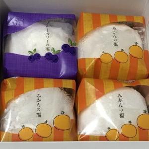 京都祇園 仁々木 の フルーツ大福