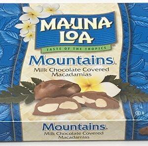 マウナロア の チョコレート