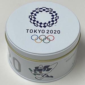 東京2020 オリンピックマスコット ゴーフレット