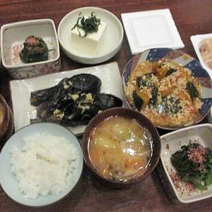 今夜は《和食》でまとめてみました。