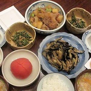 「和食」で一汁三菜