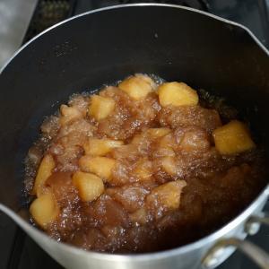 アップルパイを焼きましょう(^_^)/