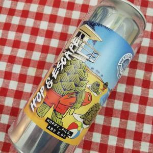 ウェストコースト HOP&ESCAPE500缶 入荷しました!