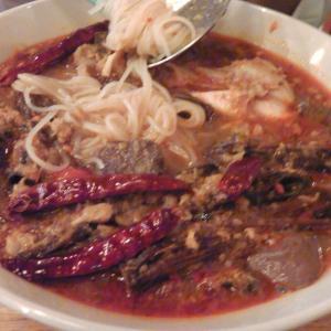 """タイ料理レストラン""""Ginger Farm Kitchen""""でランチ"""