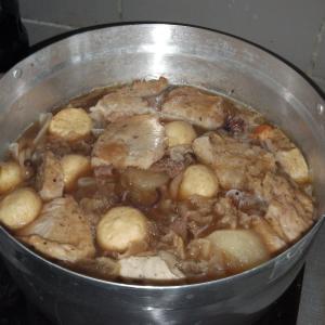 スープが美味しい大根鍋が食べたくなった