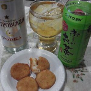 タイ産ウォッカの飲み比べ