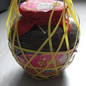 タイのイサーン地方名物の壷酒