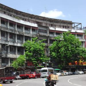 古き時代のタイ物語 舞台となった旧ジュライホテル