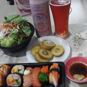 アソーク ターミナル21で寿司をテイクアウト