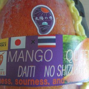 日本人がタイで作った奇跡の(本当に?)マンゴー