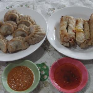 """チベット料理店""""Tibet Kitchen""""が美味かった"""