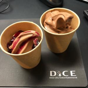 『漫画喫茶・ネットカフェ DiCE ダイス』贅沢ショコラソフト