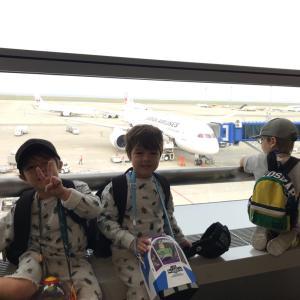 【JALが最高】無事にドイツ着きました