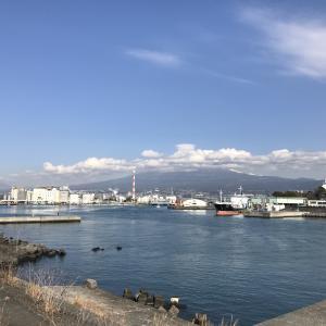 富士山傘雲