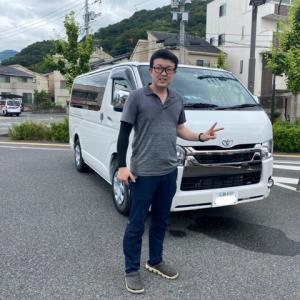広島へ納車に行ったダイキが頂いたもの!!